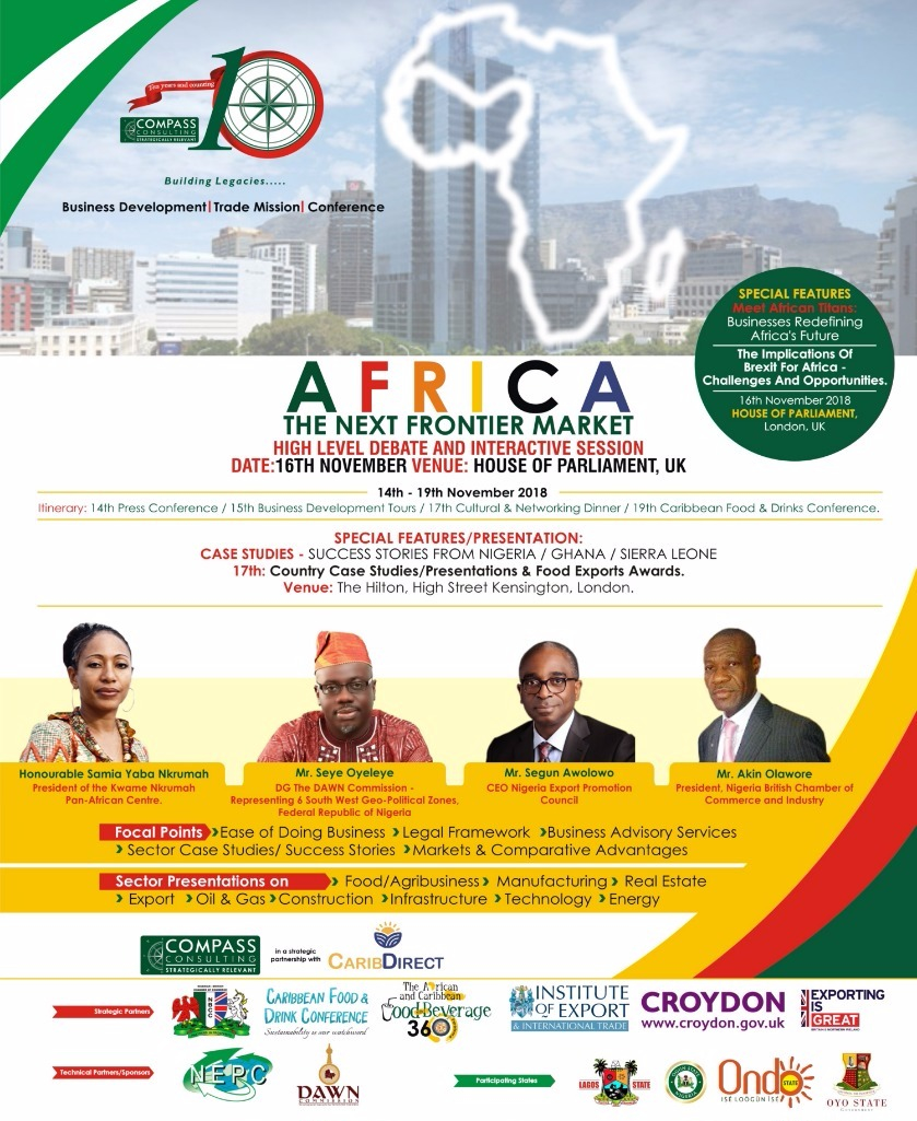 Africa The Next Frontier