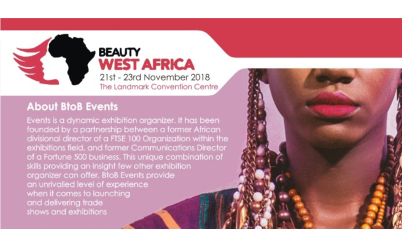 Beauty West Africa 2018