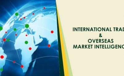 International Trade/Overseas Market Intelligence