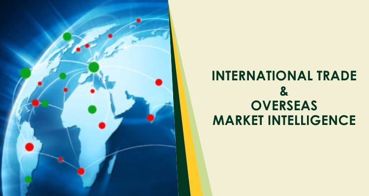 International Trade/Overseas Market Intelligence