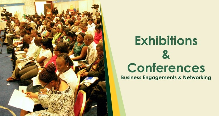 Exhibitions & Conferences